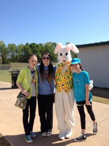 Easter Egg Hunt 2014-2