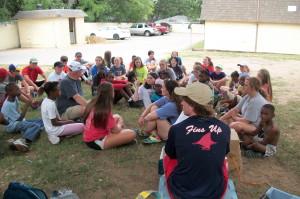Backyard Bible Club
