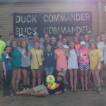 surprise stop at Duck Commander